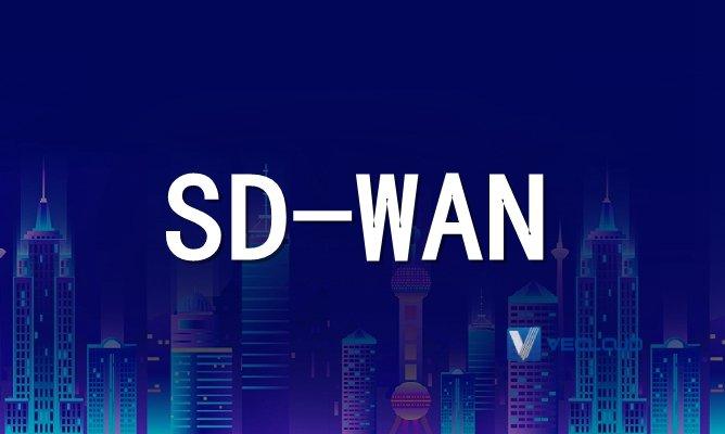 SD-WAN方案高性价比,降低网络运维成本